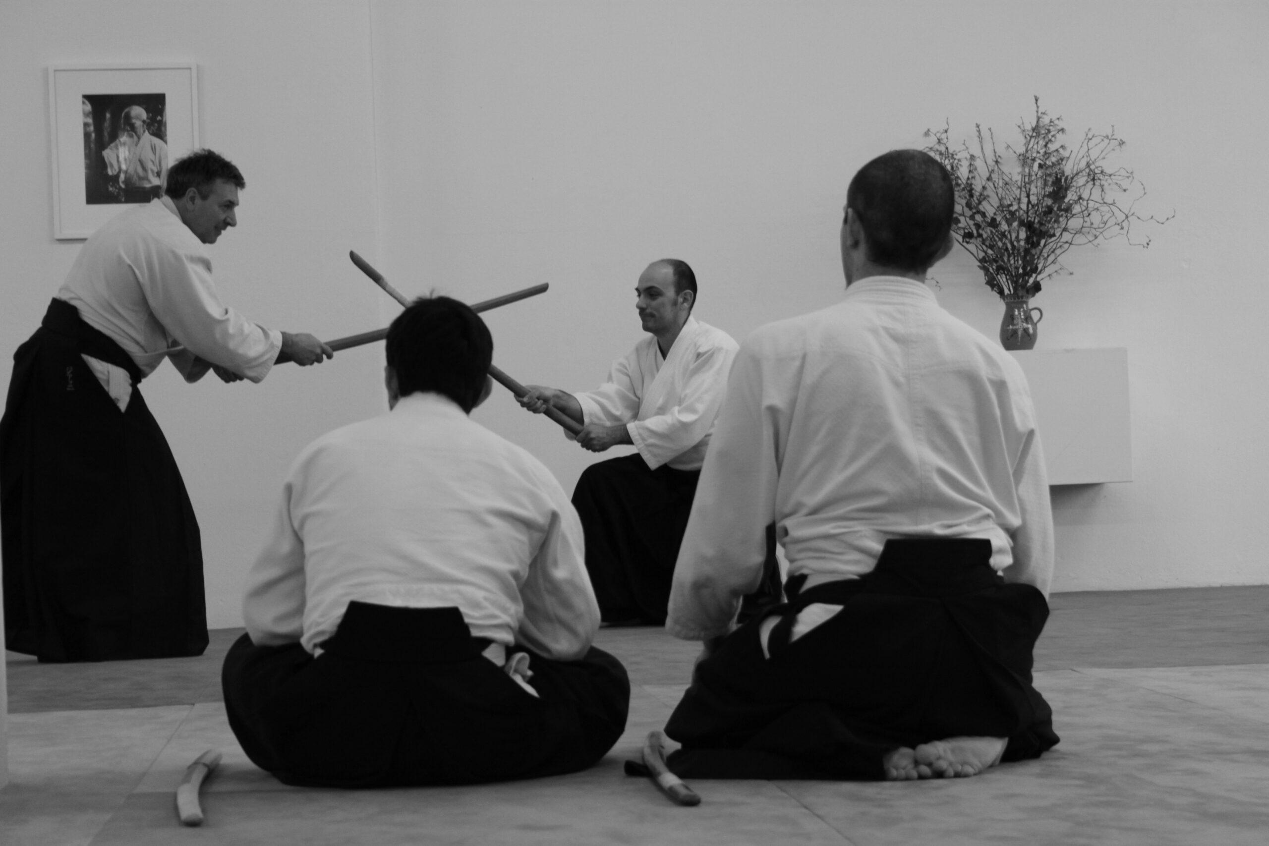 Arte della percezione in una pratica di pace